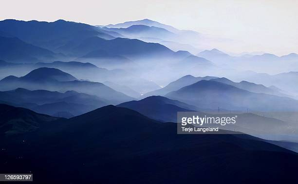 View from Mount Fuji, Japan