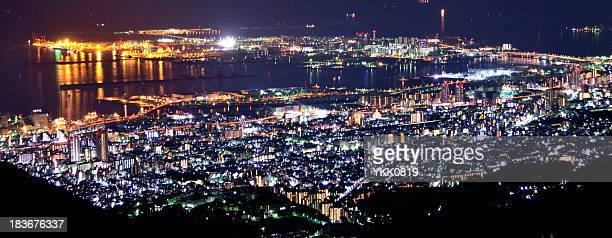 VIew from Mount Rokko
