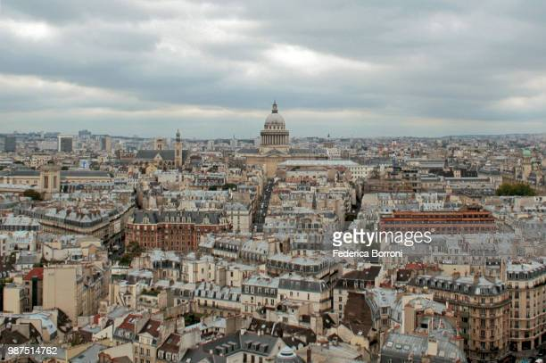 View from Notre Dame, Parigi