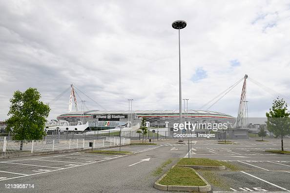 View From Outside The Allianz Stadium Where Juventus Fc Plays During News Photo Getty Images