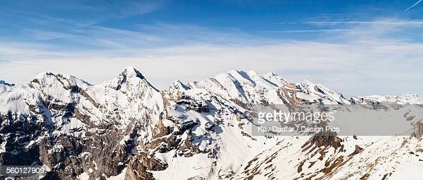 View from Piz Gloria
