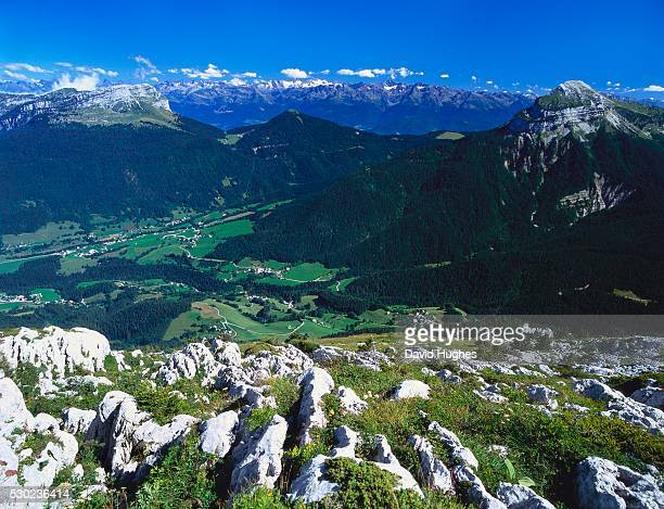 View From the Alps, Chartreuse, France