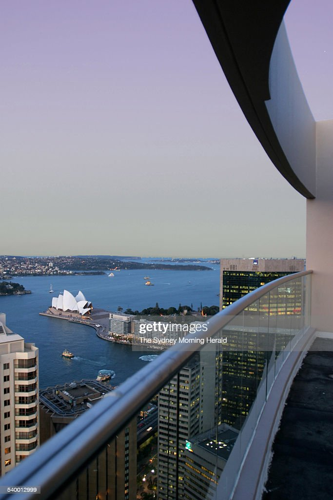 View From The Cove Apartments Harrington Street Rocks Sydney Designed By
