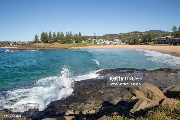 May 11: A view from the Kiama Headland on May 11, 2020 in Kiama New South Wales, Australia.