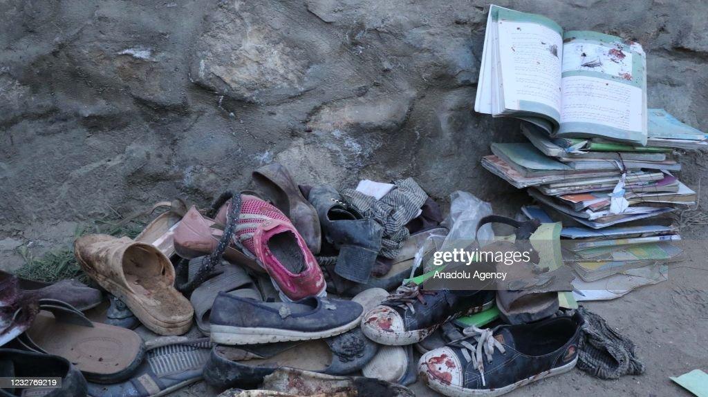 Dozens of Afghan girls killed in blasts targeting Kabul school : News Photo