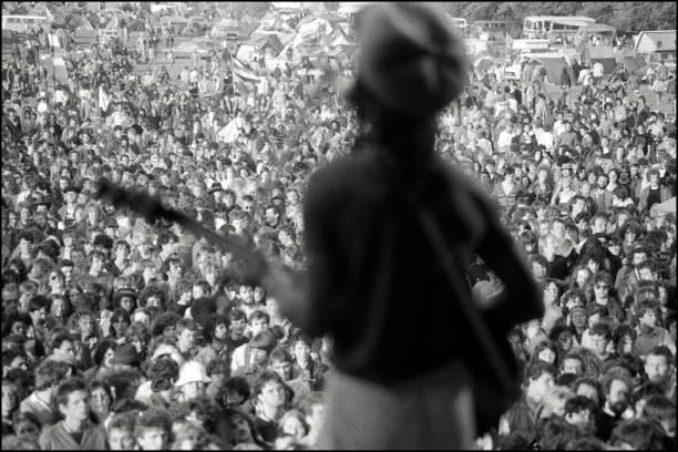 GBR: 19th September 1970: First Glastonbury Festival Held