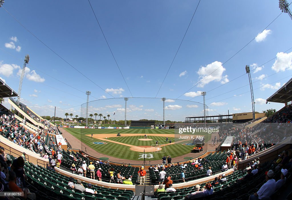 Pittsburgh Pirates v Detroit Tigers : News Photo
