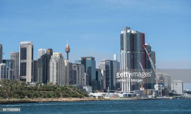 barangaroo construction ストックフォトと画像 getty images
