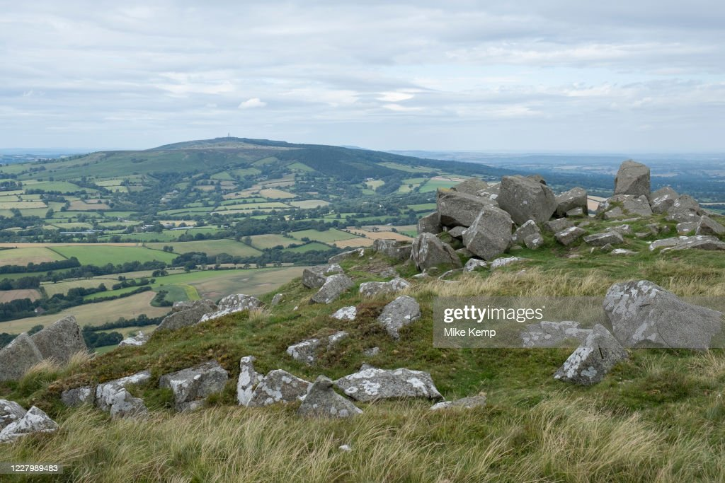Titterstone Clee Hill : News Photo