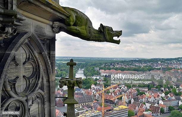 View from Ulm Minster