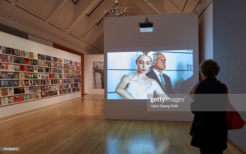'Power to the People. Politische Kunst Jetzt' - Exhibition Preview In Frankfurt