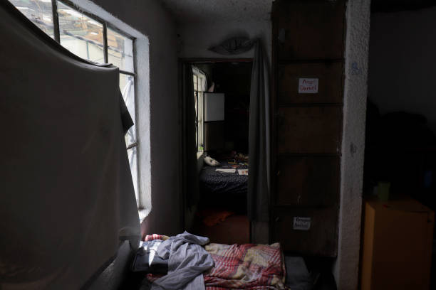 MEX: Shelters Set Up To Support Haitian Migrants In Mexico City
