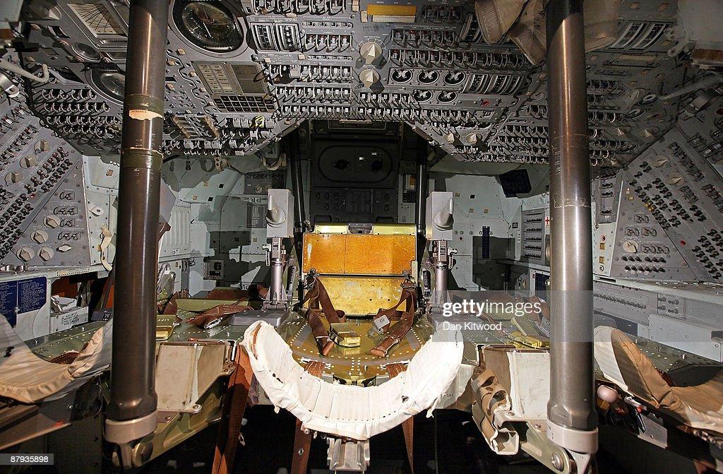 apollo capsule interior - 920×602