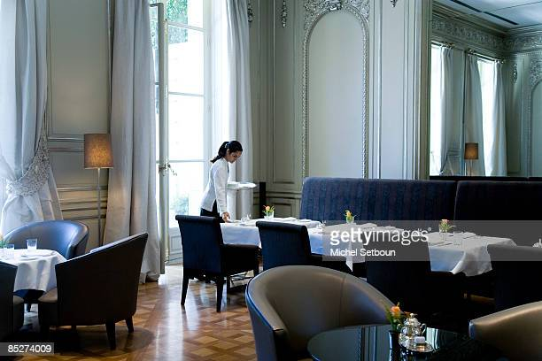 A view inside the Park Hyatt Hotel in the former Duhau Palace on the 15th of February 2007 in Buenos AiresArgentina