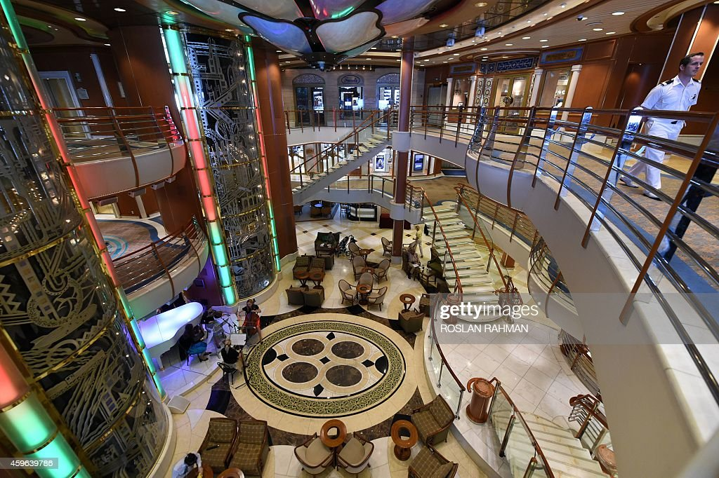 Inside The Most Luxurious Cruise Ship Suites in the World