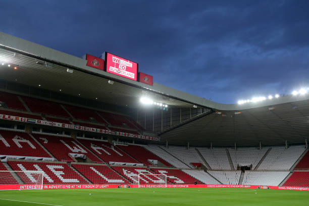 GBR: Sunderland v Crewe Alexandra - Sky Bet League One