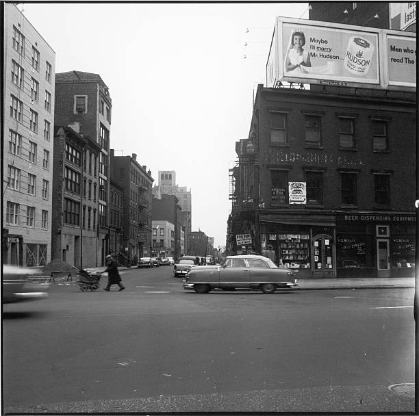 The Artist's Club At 4th Ave & 10th St., 1959