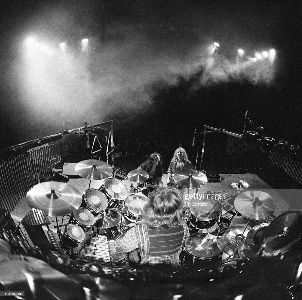 Rush In Concert : News Photo