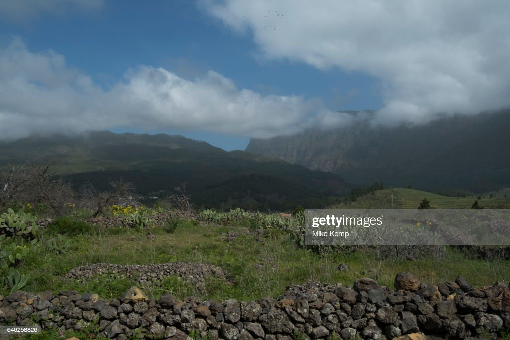 caldera de taburiente national park pictures getty images