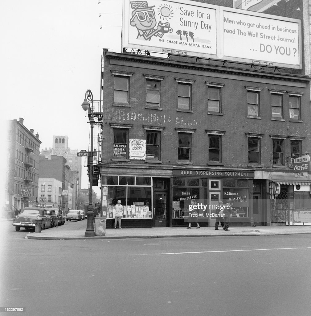 4th Ave. & 10th St. : News Photo