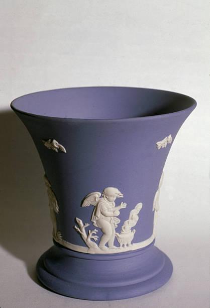 Jasperware Vase Pictures Getty Images