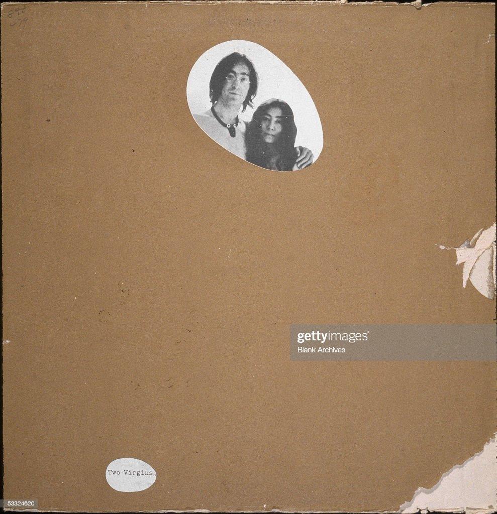 'Two Virgins' Album Cover (Censored) : ニュース写真