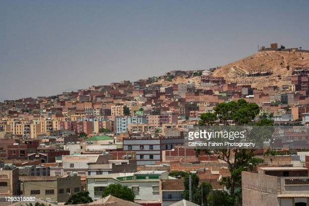 view of a city against sky - 2007 stock pictures, royalty-free photos & images