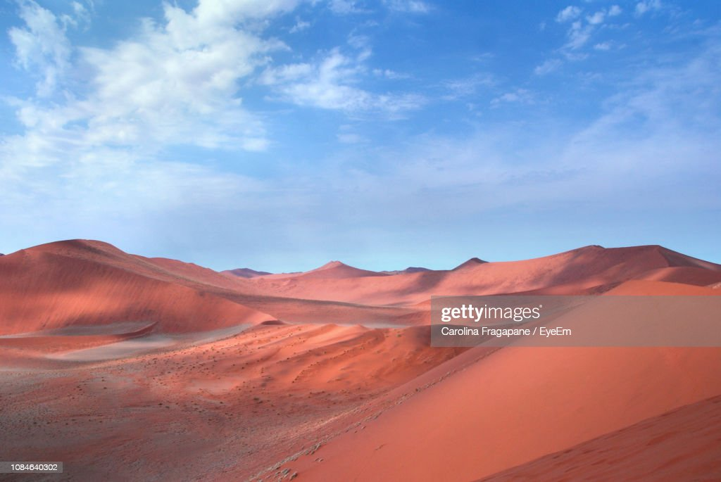 View Of A Desert : Foto stock