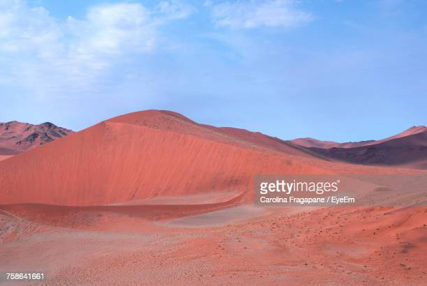 view of a desert - carolina fragapane stock pictures, royalty-free photos & images