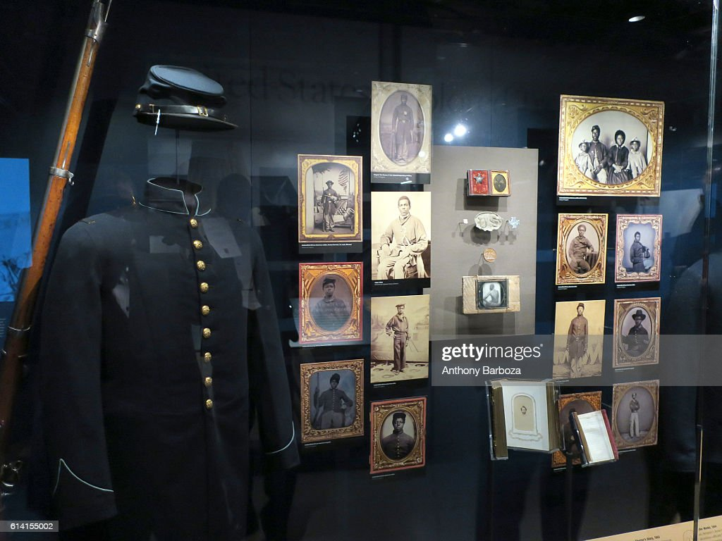 NMAAHC Display : News Photo