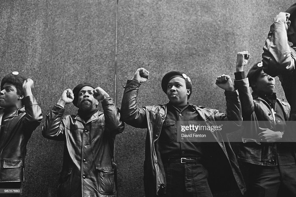 Black Panther Party Stock Photos And Pictures