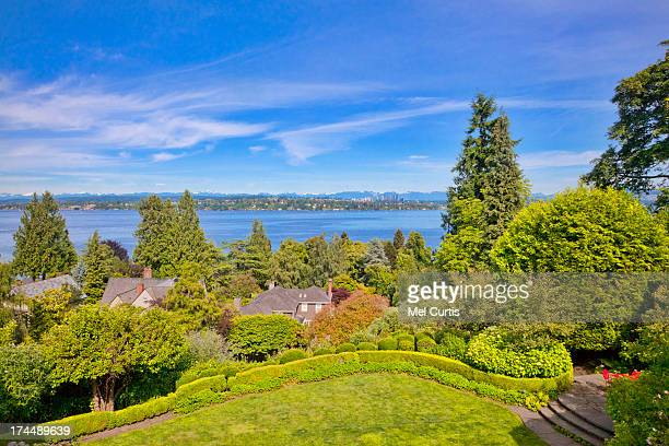 View of a  luxury home in Seattle