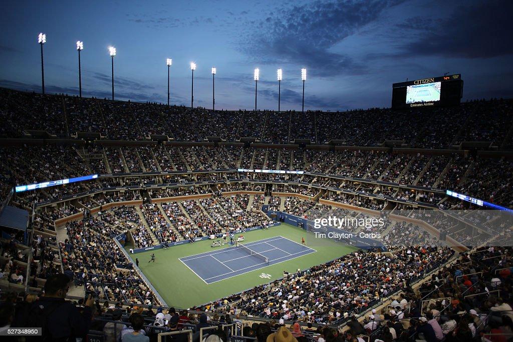 Tennis. US Open. New York : News Photo