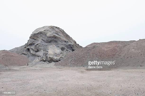 View of a quarry