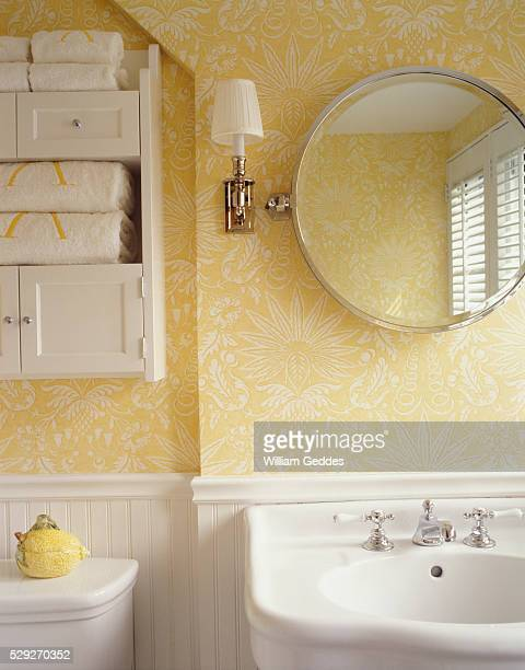 View of a residential bathroom