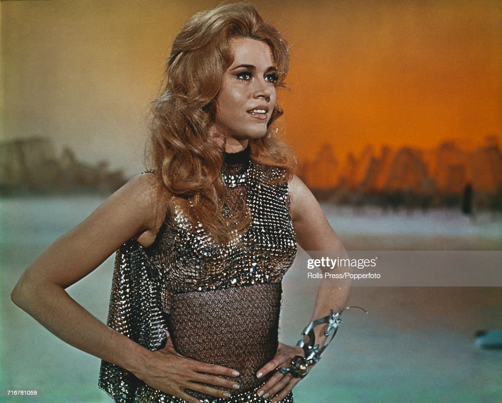 Jane Fonda In Barbarella : News Photo