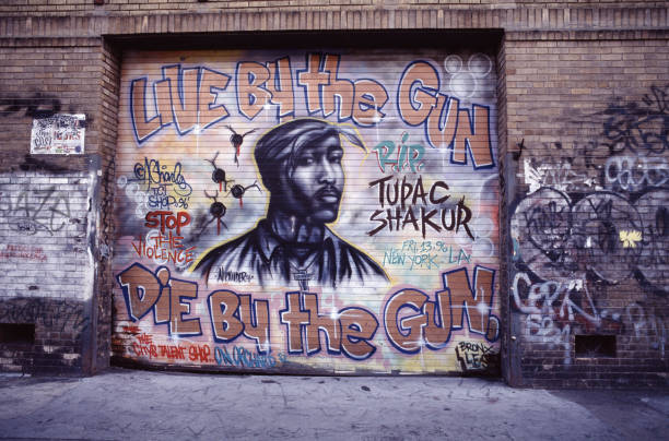 NV: 13th September 1996 - 25 Years Since The Death Of Tupac Shakur
