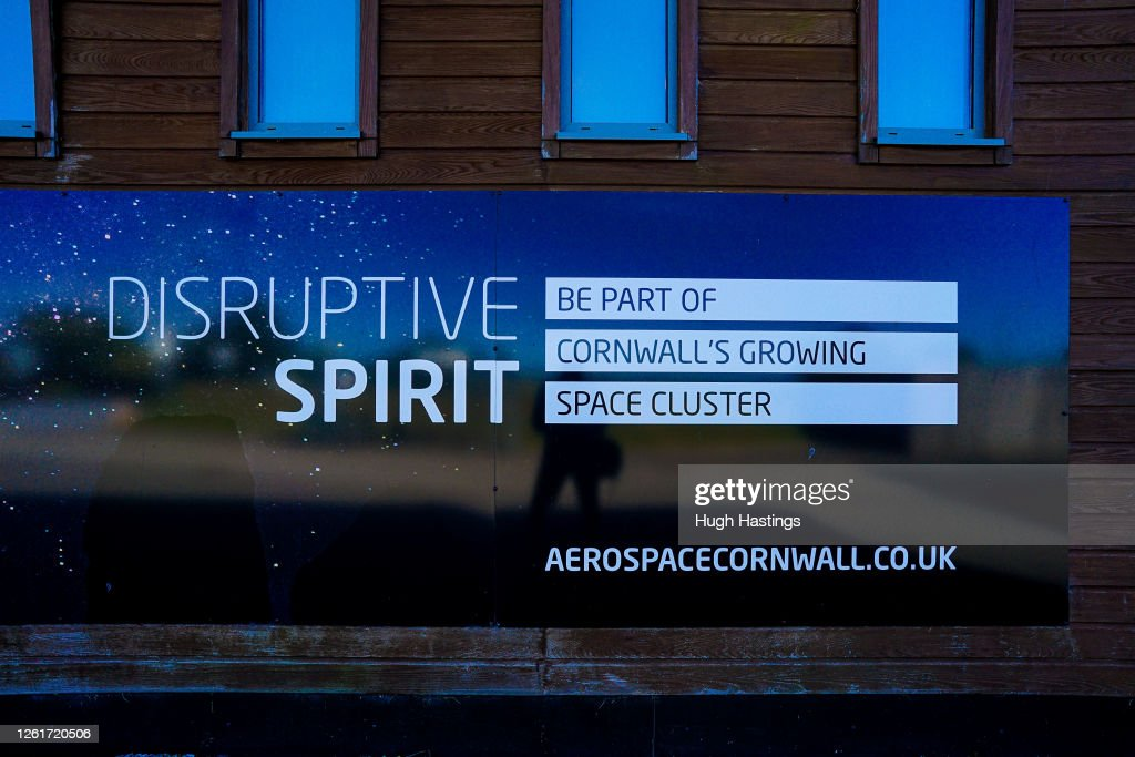 British Government Makes Announcement On Future UK Space Programme : News Photo