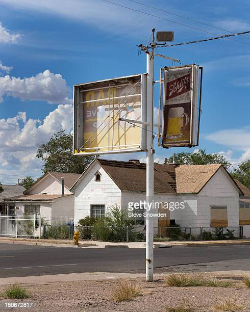 A view of a street corner on September 1 2013 in Albuquerque New Mexico This location was used by drug dealers in several 'Breaking Bad' episodes