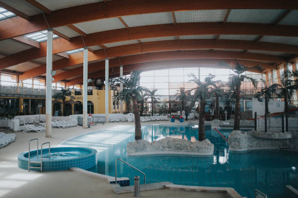 POL: Swimming Pools And Gyms Are Started In Poland