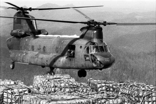 Chinook Delivery To FSB Ripcord Pictures