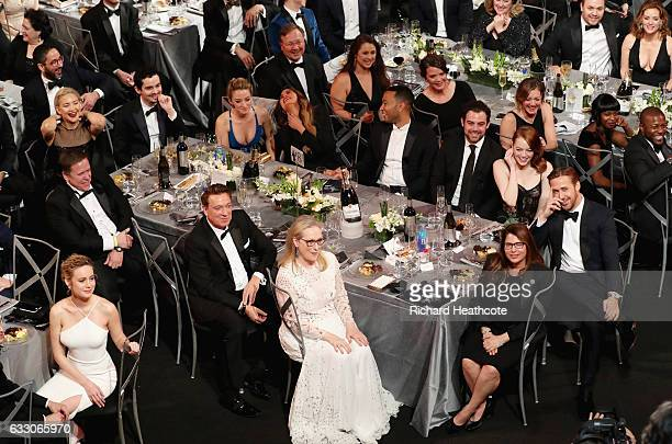 A view of actors during The 23rd Annual Screen Actors Guild Awards at The Shrine Auditorium on January 29 2017 in Los Angeles California 26592_021