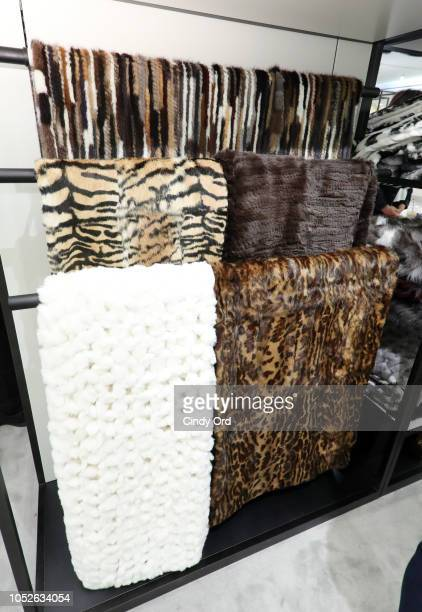 A view of Adrienne Landau decor as Barneys New York celebrates the launch of Barneys Home and Kids on October 20 2018 in New York City