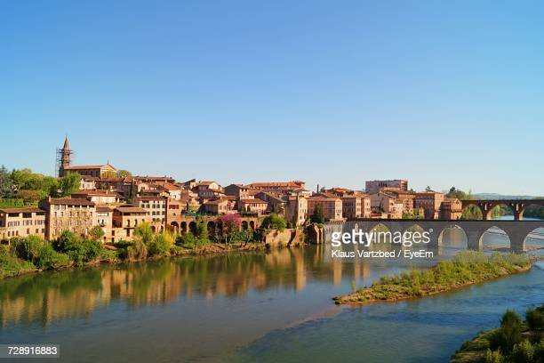 View Of Albi Waterfront