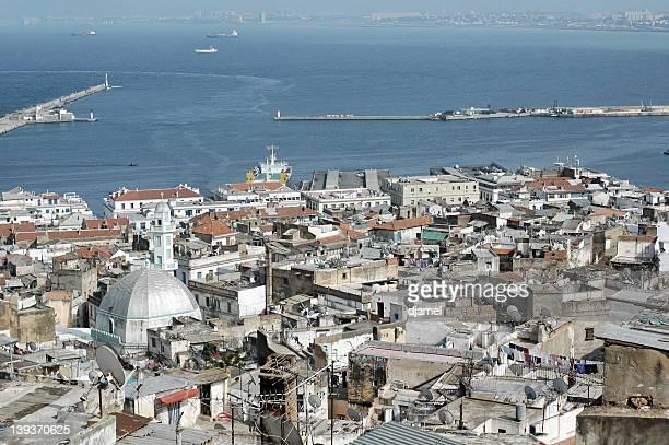 view of algiers - アルジェー ストックフォトと画像