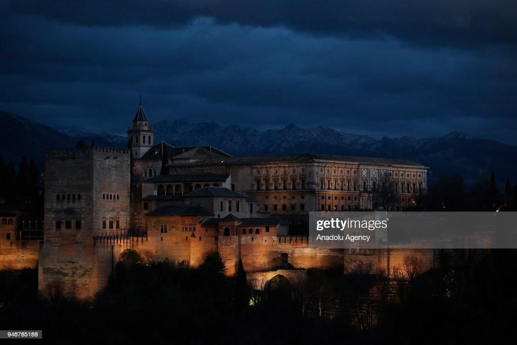 Islamic Architecture in Al Andalus : News Photo