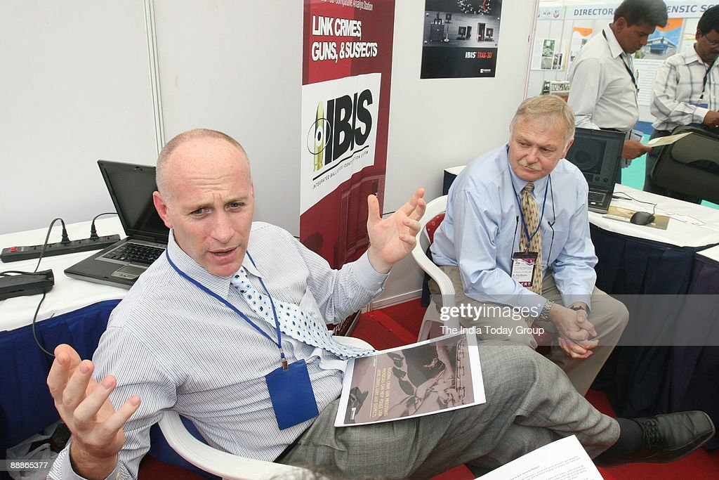 View Of All India Forensic Science Conference 2009 At Nirma News Photo Getty Images