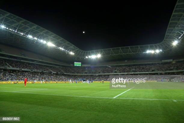 A view of Allianz Riviera stadium during the international friendly between Italy and Uruguay on June 7 2017 in Nice France Italy won 30 over Uruguay