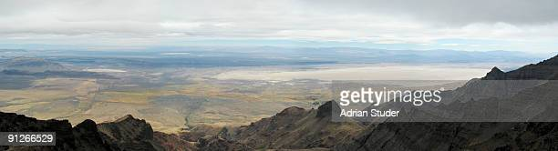 View of Alvord Desert from Steens Mountain