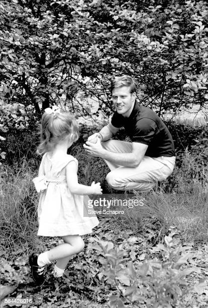 Is father who blair redfords Siblings of